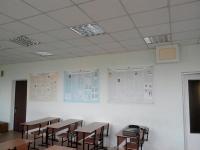 Оформление аудитории права Черниговского Технологического университета